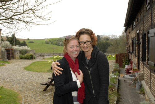 Sonja van Driel and Fine Art Photographer Astrid Verhoef